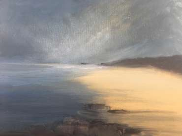 Cocklawburn Beach, Northumberland by Joanna Fairley
