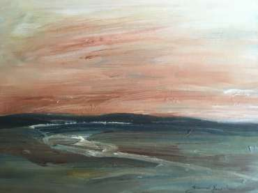 Red Sky at Night by Joanna Fairley