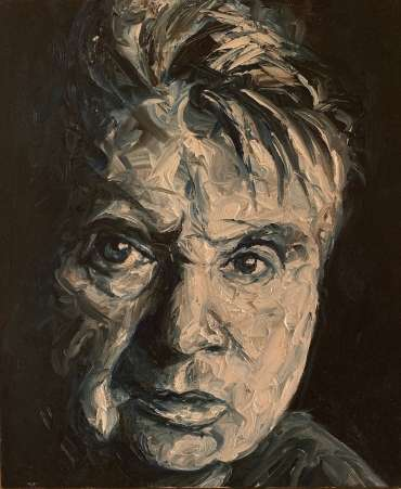 Thumbnail image of Francis Bacon by Joe Giampalma