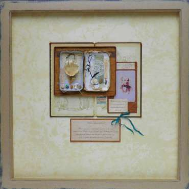 Thumbnail image of Miss Clara Knight's Curious Collections, Seashore Specimens (vii) by Joy Norman