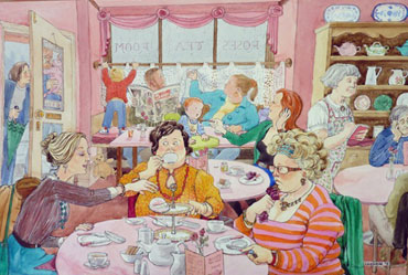 Thumbnail image of The Last Cake by Kathie Layfield