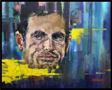 Thumbnail image of Andy Murray by Kelvin Adams