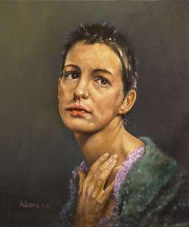Anne Hathaway by Kelvin Adams