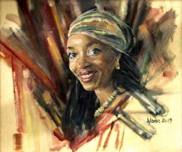 Thumbnail image of Josie d'Arby by Kelvin Adams