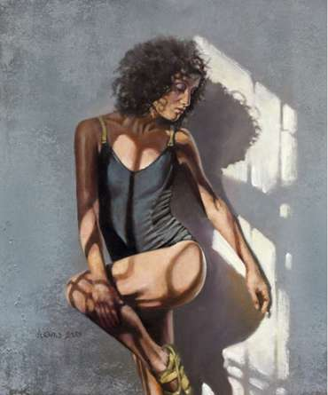 Thumbnail image of Shadows on the Wall by Kelvin Adams