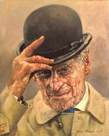 Thumbnail image of The Duke of Edinburgh by Kelvin Adams