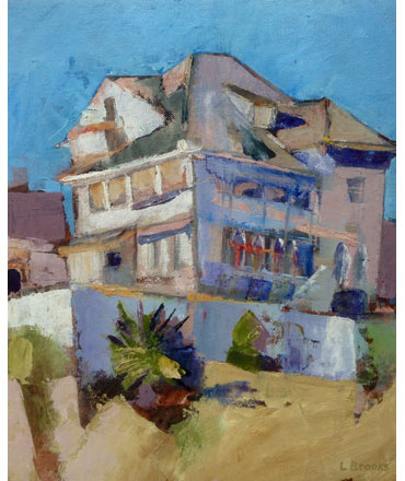 Thumbnail image of Amalfi House by Lesley Brooks