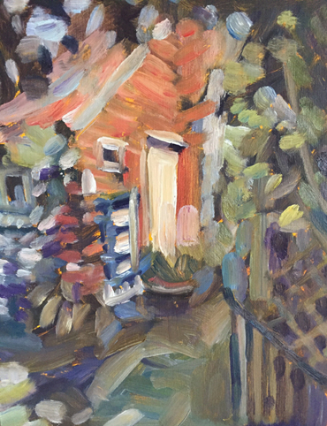 Thumbnail image of Flint Cottage by Lesley Brooks