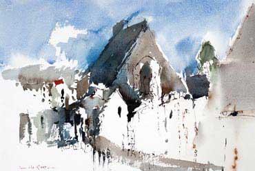Dinan, Belgium by Leslie A Goodwin