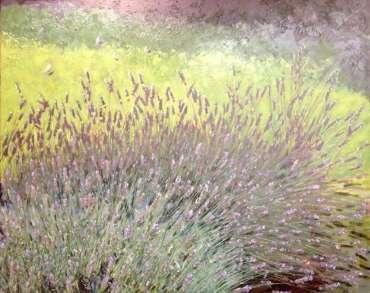 Thumbnail image of Large Lavender by Lisa Timmerman