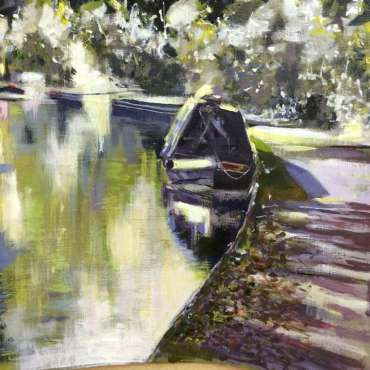 Thumbnail image of Shimmering Foxton by Lisa Timmerman