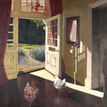Thumbnail image of Welcoming the Neighbours by Lisa Timmerman
