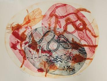 Membrane by Liza Lee Jowsey