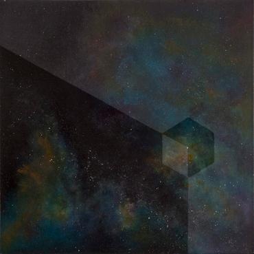 Thumbnail image of Imagined Nebula by Loz Atkinson