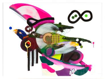Thumbnail image of Rainbow Lorikeet (Beast) by Lucy Stevens