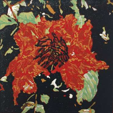 Nandi Flame by Mandeep Dhadialla
