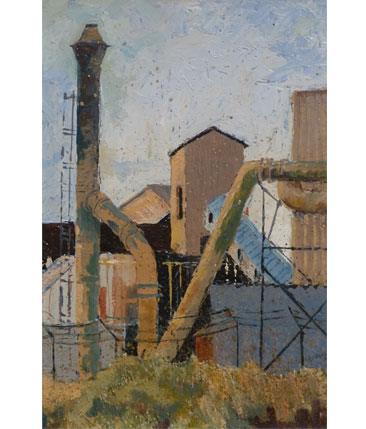 Thumbnail image of The Old Works by Margaret Chapman