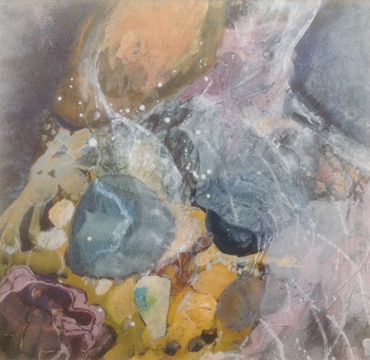 Thumbnail image of Rockpool by Margaret Chapman