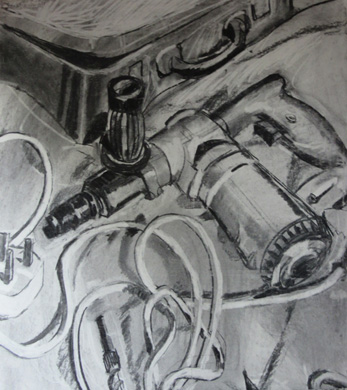 Thumbnail image of Toolbox by Margaret Chapman