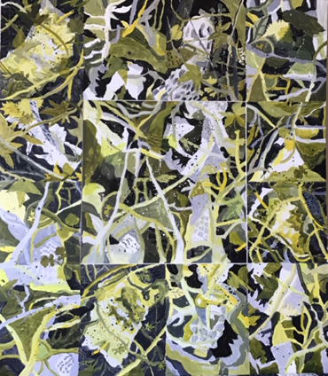 Thumbnail image of Our Hedgerows Scream with Plastic by Margaret Chapman