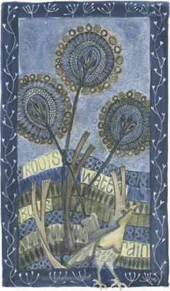 In the night Garden by Maria Boyd