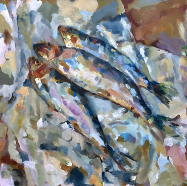 Thumbnail image of Fish Still Life by Maria Collingham