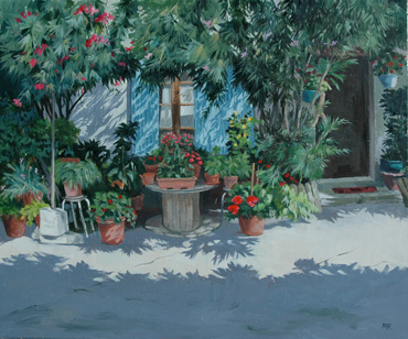 Thumbnail image of Provence Shadows by Mary Rodgers