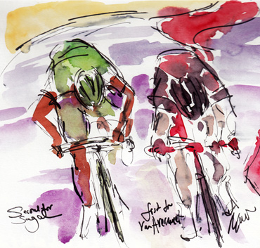 First for Van Avermaet by Maxine Dodd