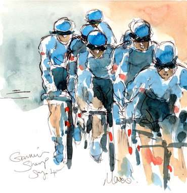Thumbnail image of Garmin Sharp by Maxine Dodd