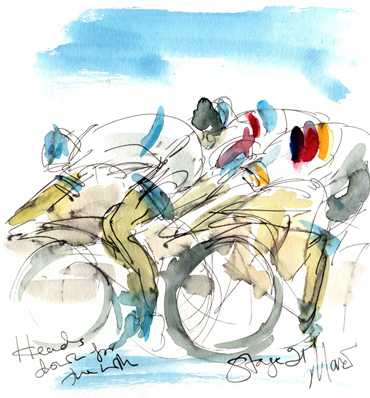 Thumbnail image of Heads Down for the Win by Maxine Dodd
