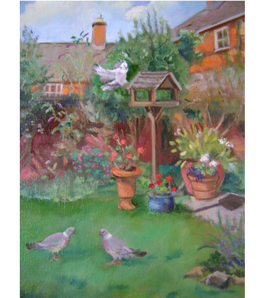 Thumbnail image of Pigeon Post by Nanette Whiteway