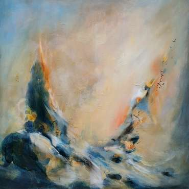Thumbnail image of The Murmuring Sound of the Mountain Stream by Nigel Smith
