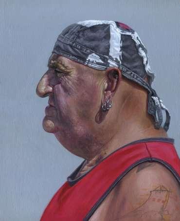 Ken Tye by Pete Underhill