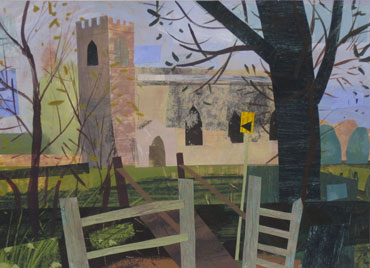 Thumbnail image of Wistow by Peter Clayton