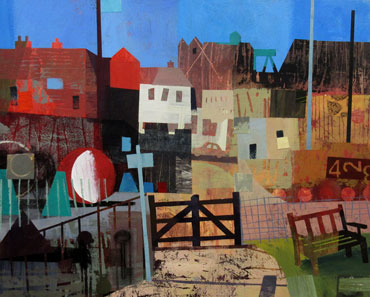 Thumbnail image of Coastal Path, Wells by Peter Clayton