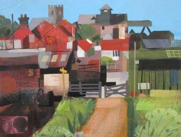 Thumbnail image of Approaching Wells by Peter Clayton