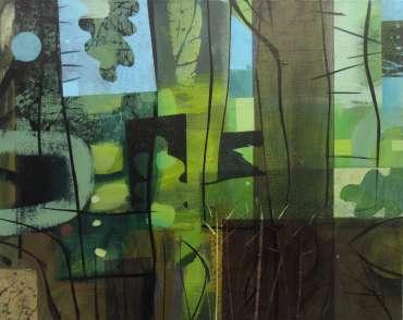 Thumbnail image of Woodland Enclosure by Peter Clayton