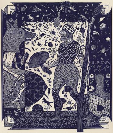Caulomycetes by Peter Rapp