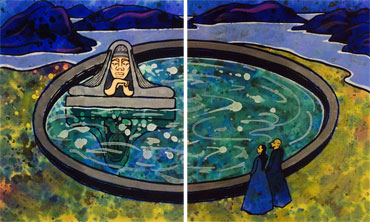 Thumbnail image of The Lake of Tears by Phil Redford