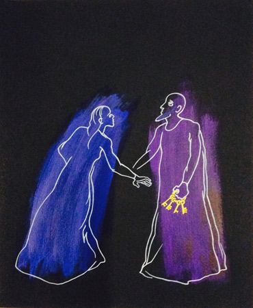 Thumbnail image of Judith and Bluebeard by Phil Redford