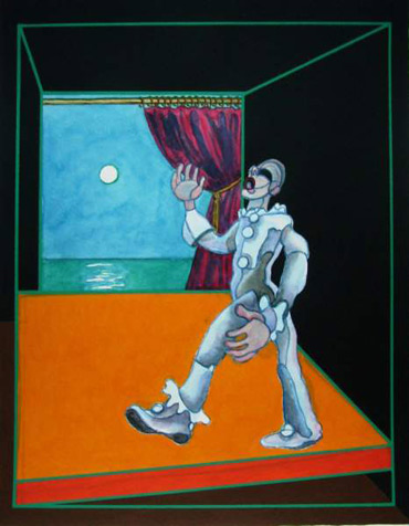 Thumbnail image of Pierrot Lunaire by Phil Redford