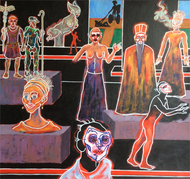 Oedipus Rex (After Stravinsky) by Phil Redford