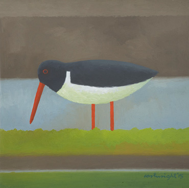 Thumbnail image of Oyster Catcher No.10 by Reg Cartwright