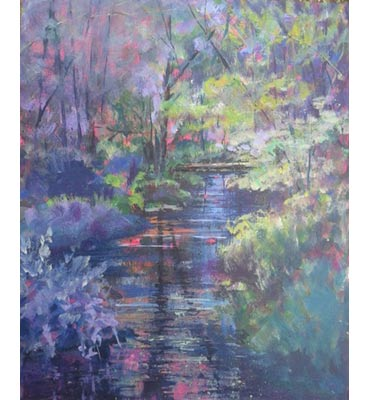 Thumbnail image of The Black Brook by Rita Sadler