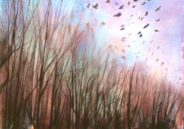 Thumbnail image of Home to roost by Rita Sadler