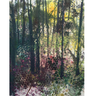 Thumbnail image of Through the Trees by Rita Sadler