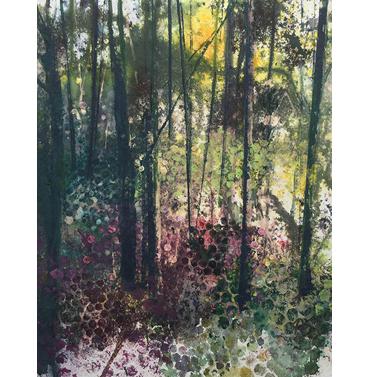 Thumbnail image of Through the Trees by Rita Sadler