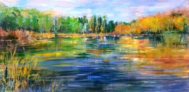 Thumbnail image of Quiet Reflection by Rita Sadler