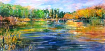 Thumbnail image of Quiet Reflection by Rita Sadler
