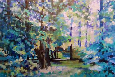 Woodland Magic by Rita Sadler